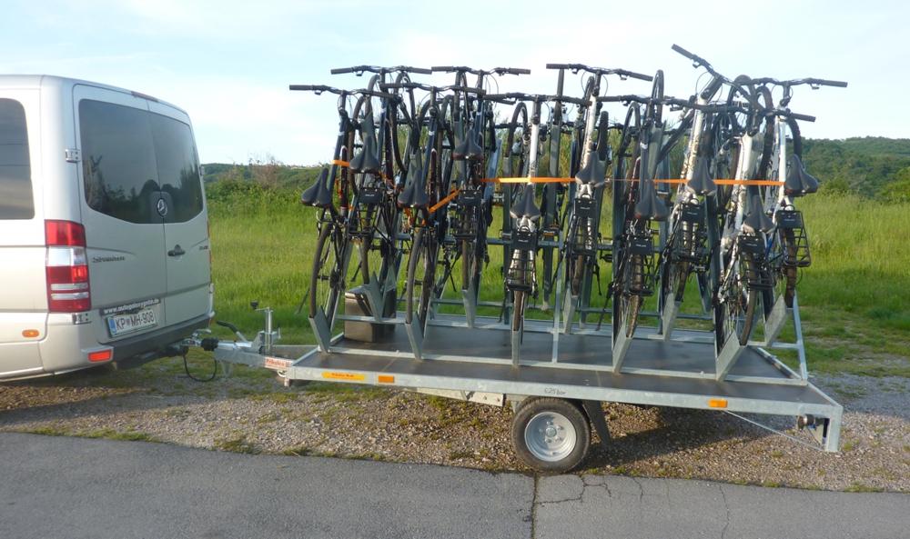 Taxi Piran Bike Taxi Transport